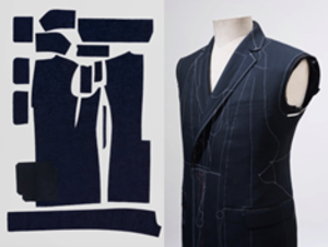 Pal Zileri - A modern approach to fabrics that coexists with a respect for a sartorial style