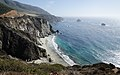 Pacific Coast at Bixby Creek Bridge 2013.jpg