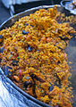 Paella - wow - this smelled so good too! (8437229453).jpg