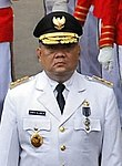 Paku Alam X as Vice Governor of Yogyakarta for 2nd period (2017) .jpg