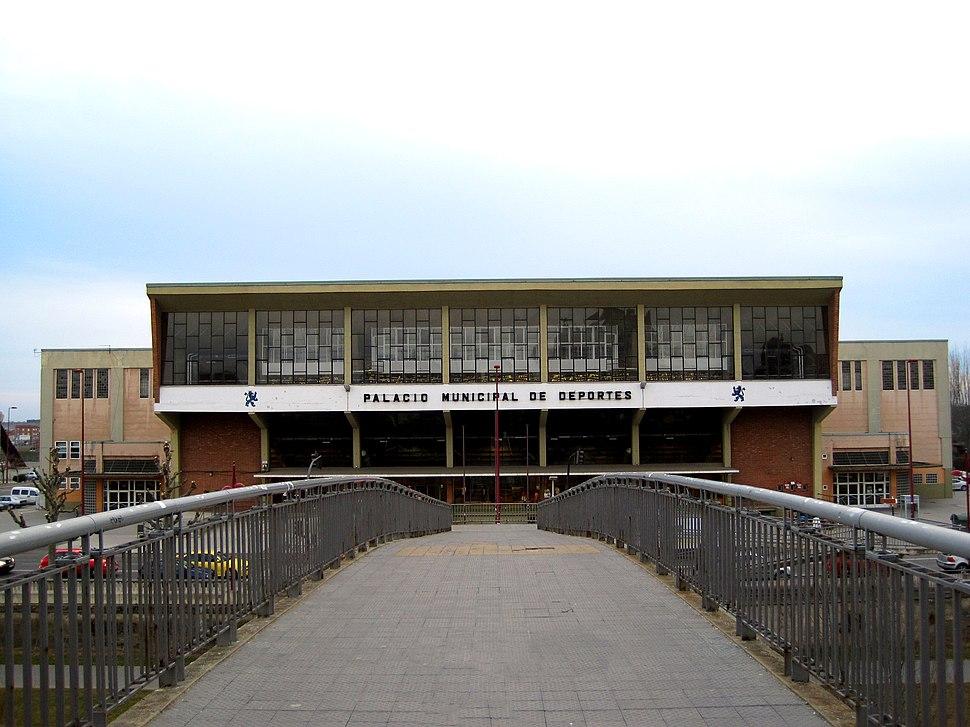 Palacio Municipal de Deportes, León