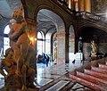 Palais d'Egmont - escalier d'honneur.JPG