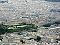 Palais du Louvre from the third floor of the Eiffel Tower 2007.jpg