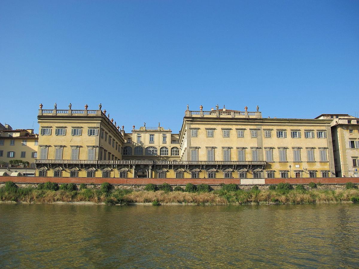 Palazzo Corsini Via Del Parione Wikipedia