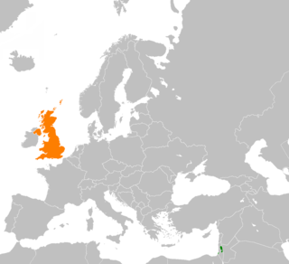 Palestine–United Kingdom relations Diplomatic relations between Palestine and the United Kingdom of Great Britain and Northern Ireland