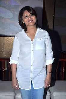 Pallavi Joshi and Tanvi Azmi at Success bash of 'Hate Story' (8).jpg