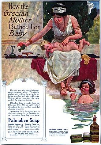 Colgate-Palmolive - 1915 magazine ad