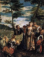 Paolo Veronese - The Finding of Moses - WGA24973.jpg