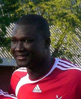 Papa Bouba Diop Senegalese association footballer