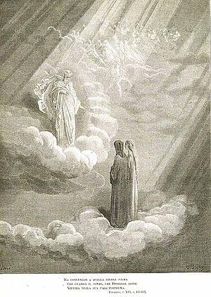 Cacciaguida - Cacciaguida, illustration by Gustave Doré