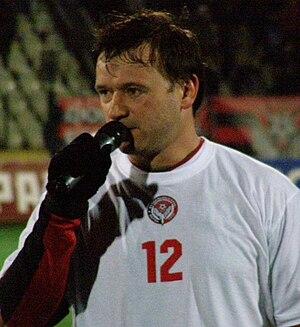 FC Amkar Perm - Konstantin Paramonov – most prolific goal scorer in Amkar's history – 170 goals