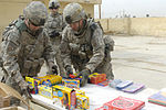 Paratroopers, Iraqi Security Force distribute new school supplies to Oubaidy schools DVIDS152956.jpg