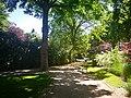 Parc Roger Salengro, Vue chemin - Clichy.jpg
