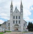 Paris, Normandie 0393 Boscherville, Abbaye Saint-Georges facade.JPG
