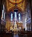 Paris Basilique Sacré-Coeur Innen Chapelle de Sainte-Marie Kapelle.jpg