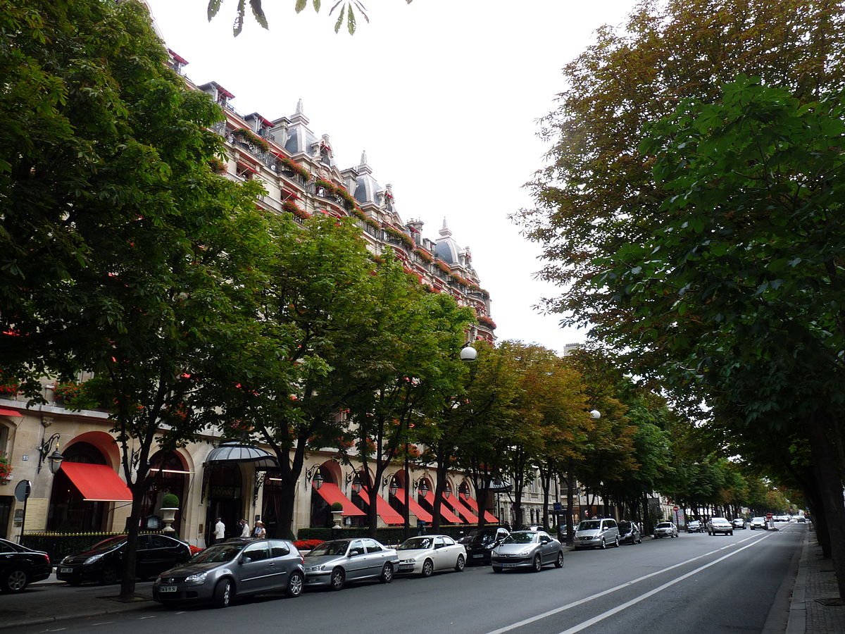Image result for Avenue Montaigne, Paris, France