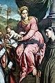 Paris bordon, madonna col bambino in trono tra iss. enrico d'uppsala e antonio da padova, 03.jpg