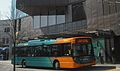 Park and Ride at Cardiff Central Library.JPG