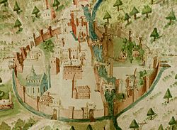 Parma in the 15th century.
