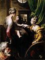 Parmigianino, matrimonio mistico di santa caterina, national gallery di londra.jpg