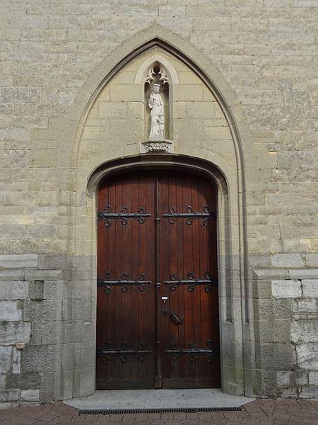 Parish church St. Dionysius, Kerkplein 1, Opoeteren