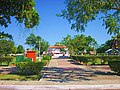 Parque y kiosko, Bacalar. - panoramio.jpg