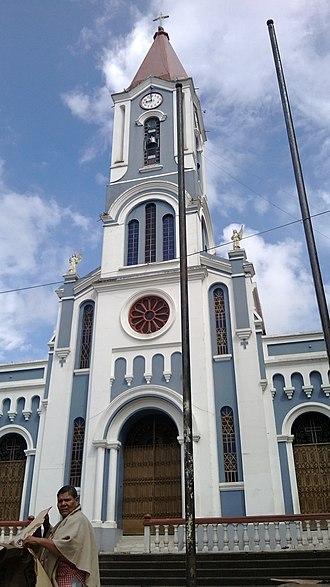 San Francisco, Cundinamarca - Image: Parroquia de San Francisco de Sales