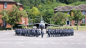 RAF Halton - A Passing Out Parade at RAF Halton during July 2006