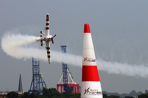 Paul Bonhomme, 2010 Red Bull Air Race, New York.jpg
