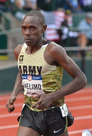 Paul Chelimo - Chelimo in 2016