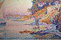 Paul signac, le calanche, 1906, 02.jpg