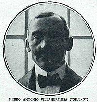 Pedro Antonio Villahermosa «Sileno», en La Esfera.jpg
