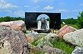 Pedvāle open air museum. Master at work Carl Billingsley - panoramio.jpg