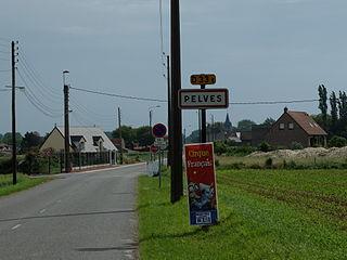 Pelves Commune in Hauts-de-France, France