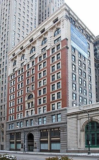 Penobscot Building (1905) - Image: Penobscot Building Detroit MI