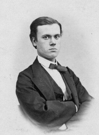 Per Teodor Cleve - Cleve in 1863