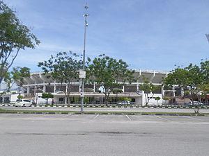Perak Stadium - Image: Perak Stadium
