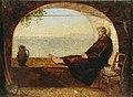 Peter Fendi - A Monk in the Window.jpg