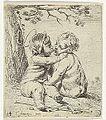 Peter Franchoys - Christ and St John the Baptist as Children.jpg