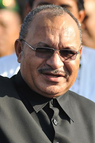 2012 Papua New Guinean general election - Image: Peter O'Neill APEC 2013