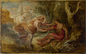 Peter Paul Rubens - Aurora abducting Cephalus - Google Art Project.jpg