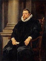 Portrait of Petrus Pecquius (1562 - 1625)