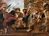 Peter Paul Rubens - The Meeting of Abraham and Melchisedek - WGA20438.jpg
