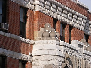 The Hastings and Prince Edward Regiment - Image: Peterborough Armoury Detail 2007