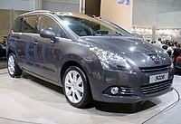 Peugeot 5008 thumbnail