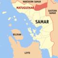 Ph locator samar matuguinao.png