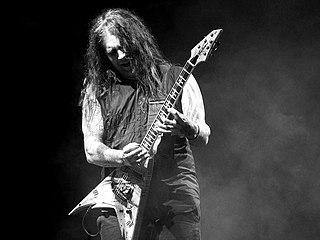 Phil Demmel American guitarist