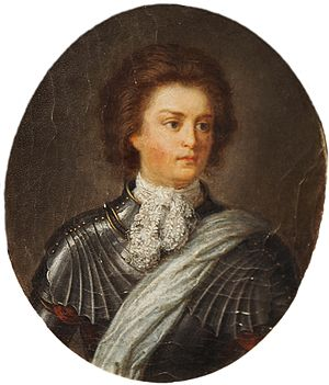 Sophia Dorothea of Celle - Philip Christoph von Königsmarck (4 March 1665 – 2 July 1694)