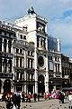 Piazza San Marco ( Torre dell'Orologio ), Venezia - panoramio.jpg