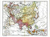 List of active separatist movements in Asia